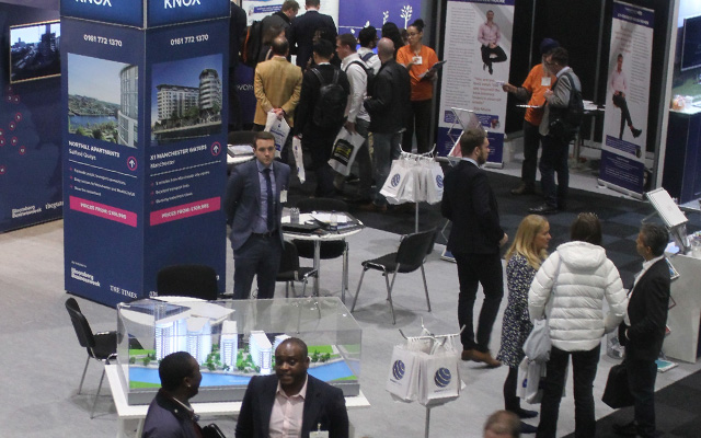 Gateway Group at ExCel London:  The Property Investor & Homebuyer Show, 20–21 April
