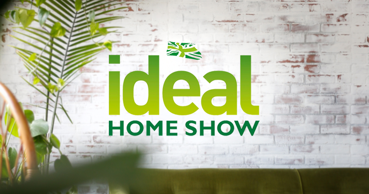 Coming up: The Ideal Home Show this spring