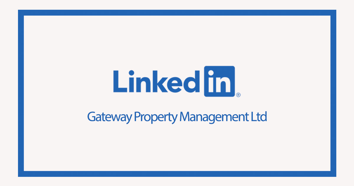 Link in with us: Gateway Property Management